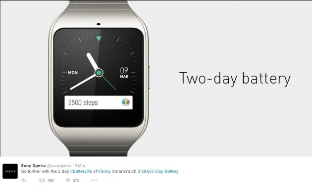 Sony, Apple company Akıllı saat